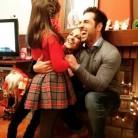Conoce la Navidad de las celebrities...¡En imágenes!