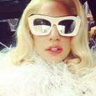 Lady Gaga es la nueva imagen de Shiseido