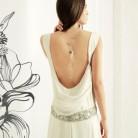 Otaduy, el arte de vestir a novias distintas