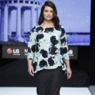 Tara Lynn: No me ofende ver a modelos muy delgadas