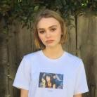 Chica it en potencia: la hija de Johnny Depp y Vanessa Paradis