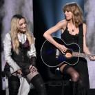 Madonna y Taylor Swift, el trending topic del día