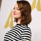 Cómo conseguir el corte de pelo long bob de Emma Stone