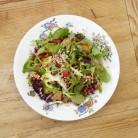 Ensalada gourmet con quinoa, ¡la receta que te copiarán tus amigas!