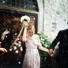 Así fue la boda de Frida Giannini