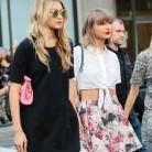 Taylor y Gigi: la foto que confirma que nunca discutirán por un hombre