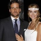 La boda de Alba Carrillo y Feliciano López: así fue el enlace