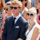 La boda civil de Pierre Casiraghi y Beatrice Borromeo