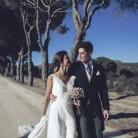 Una boda clásica y romántica