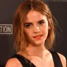 Emma Watson nos conquista en Madrid con su falso bob y su outfit