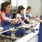 Los campamentos de cocina infantiles de la Escuela de Cocina TELVA