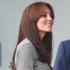Kate Middleton se corta el pelo y sorprende con un nuevo flequillo