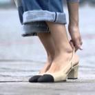4 vídeos para enamorarte del zapato granny (de Chanel)