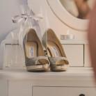 Los zapatos nupciales más originales