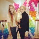 La primera foto de las celebrities en Instagram