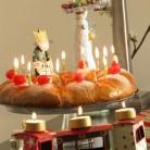 Roscón de Reyes casero, ¡así se prepara este dulce de Navidad!