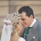 La boda rociera de Mari Carmen y Manuel