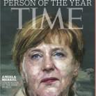 Angela Merkel, personaje del año para Time
