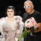 Jean Paul Gaultier y Beth Ditto lanzan una línea de tallas grandes