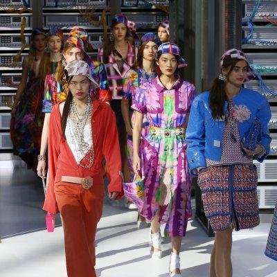 Chanel Primavera-Verano 2017