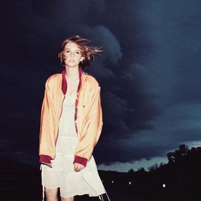 Maya Thurman Hawke también quiere ser modelo