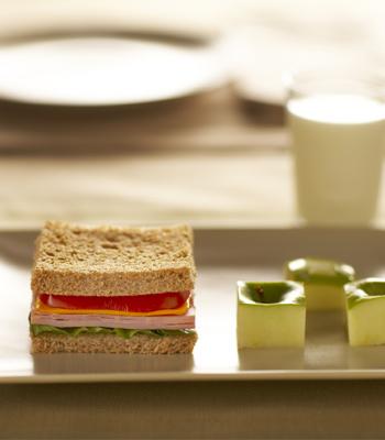 ¿Pulguita de pavo o yogur? Tentempiés saludables