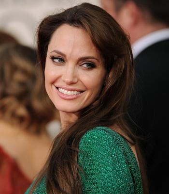 Angelina Jolie y el reiki