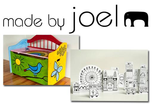 Blogs infantiles - Made by Joel - TELVA