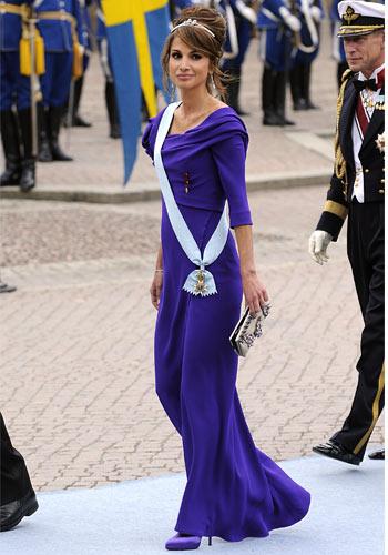 Vestidos de invitadas de bodas reales