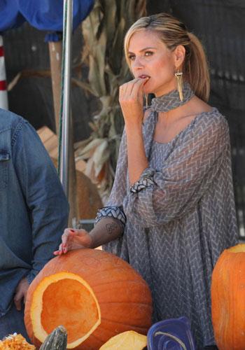 Dieta Heidi Klum y Demi Moore - TELVA