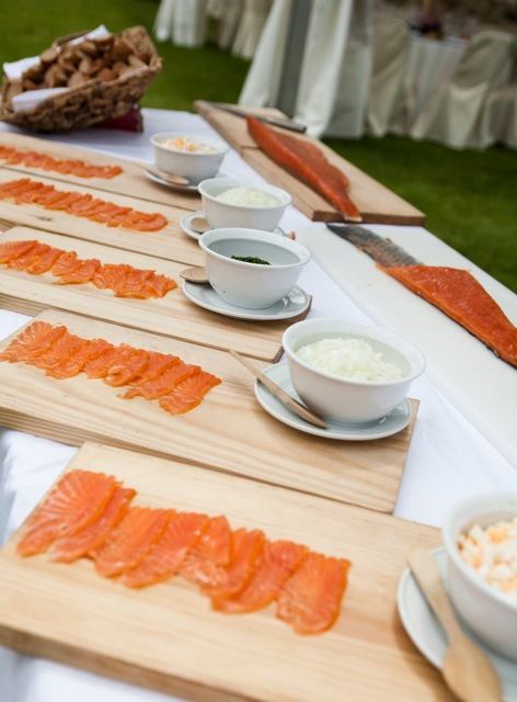 Catering boda Iruña catering - TELVA