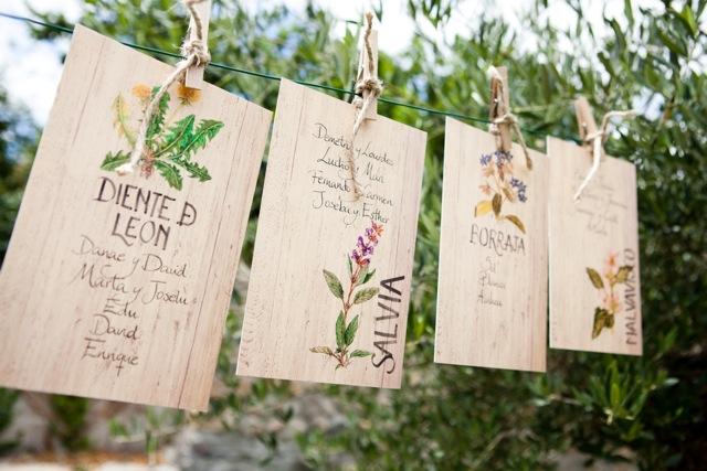 disposición mesas boda- TELVA
