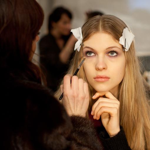 Backstage Nueva York Fashion Week - TELVA