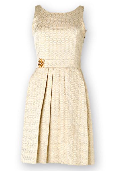 Complementos para vestido beige boda