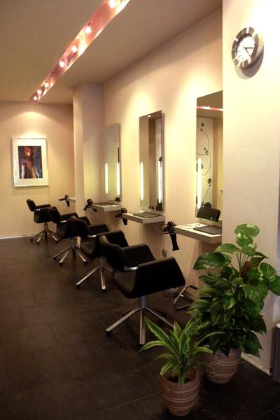 Tintes y coloración en la peluquería Heisei