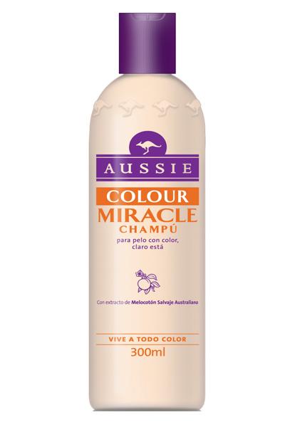 Champú Miracle de Aussie
