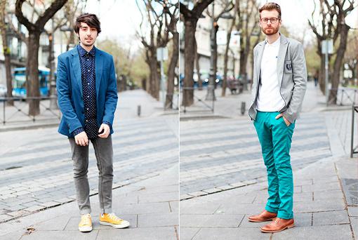 Los chicos de moda - TELVA