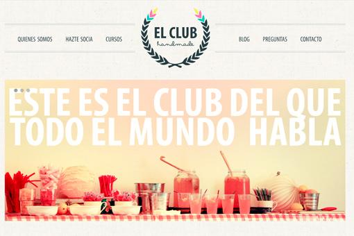 El Club <em>Handmade</em> - TELVA