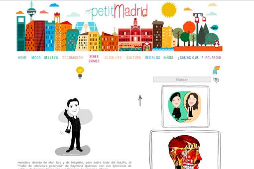 Mi <em>petit</em> Madrid - TELVA