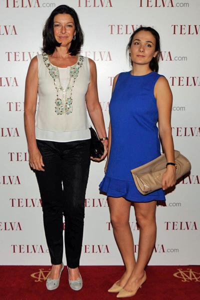 Alejandra Vallejo-Nágera y Adriana Domínguez - TELVA