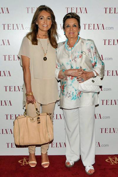Marian Camino y Mª Ángeles Sanz - TELVA