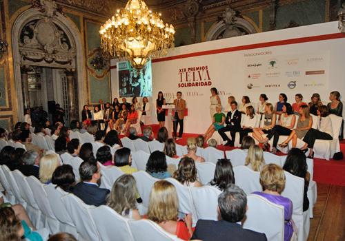 Premios T Solidaridad 2012 foto 28 - TELVA