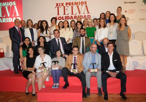 Premios T Solidaridad 2012 foto 79 - TELVA