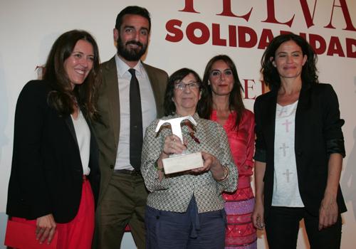 Premios T Solidaridad 2012 foto 73 - TELVA