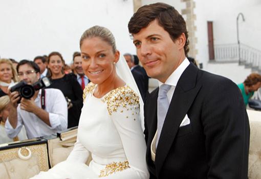 Mercedes Bohórquez y Bruno Oliver - TELVA