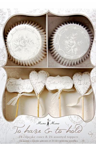 Accesorios para tus cupcakes - TELVA