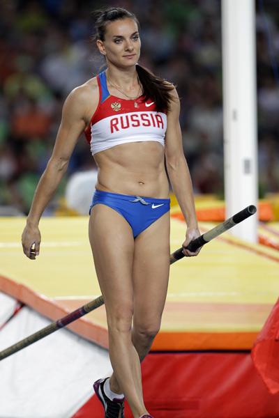 Yelena Isinbayeva - TELVA