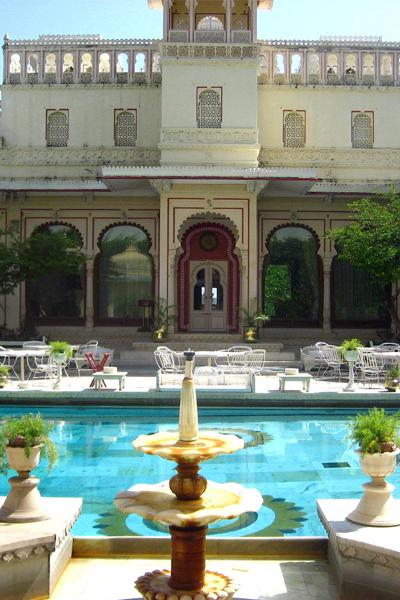 El Shiv Niwas Palace, su hotel - TELVA