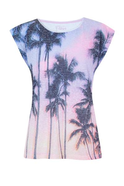 Camiseta de palmeras - TELVA