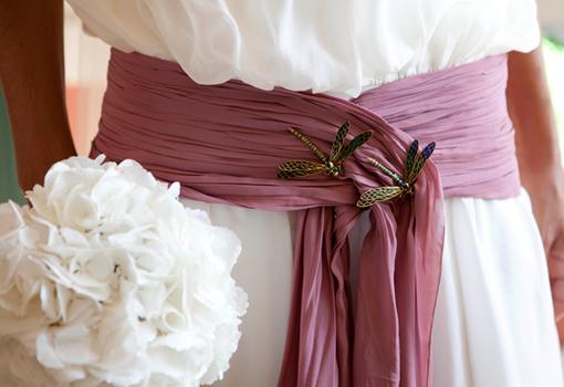 Detalle del vestido - TELVA